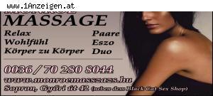 Sopron erotische massage Thai Vital